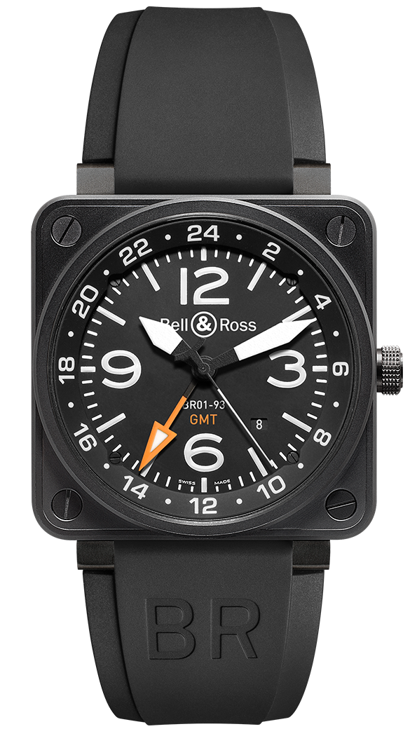 Bell & Ross Instruments BR0193-GMT