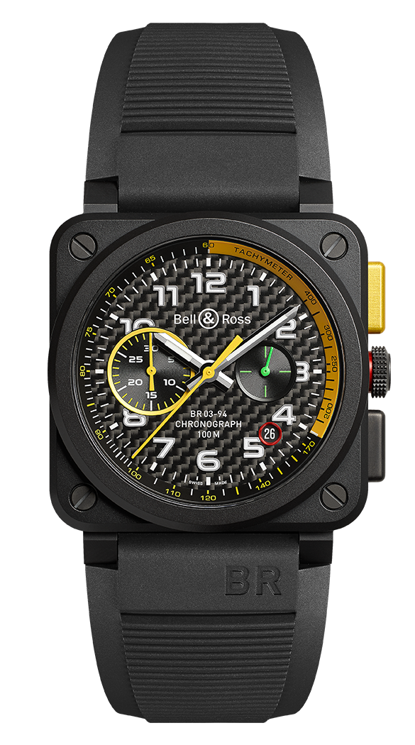 Bell & Ross Instruments BR0394-RS17