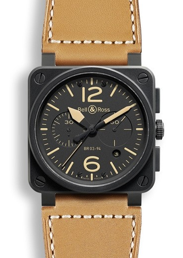 Bell & Ross Instruments BR0394HERITAGE