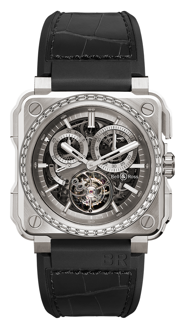Bell & Ross Instruments BRX1-CHTB-TI-D