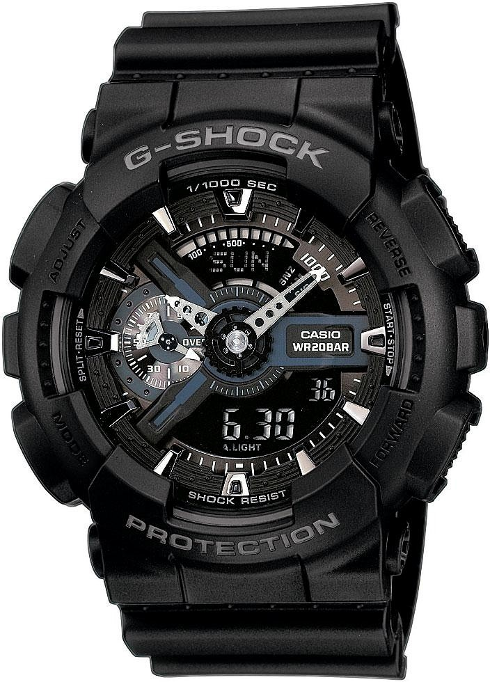 Casio G-Shock GA-110 GA-110-1B