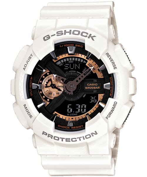 Casio G-Shock GA-110 GA-110RG-7A