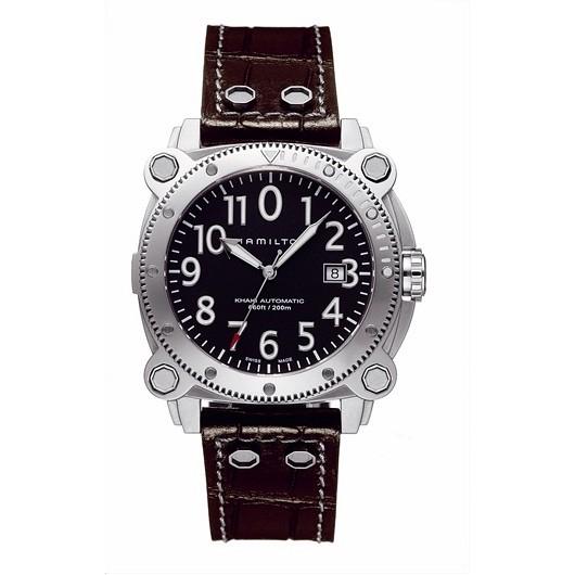 Hamilton Khaki Navy H78555533
