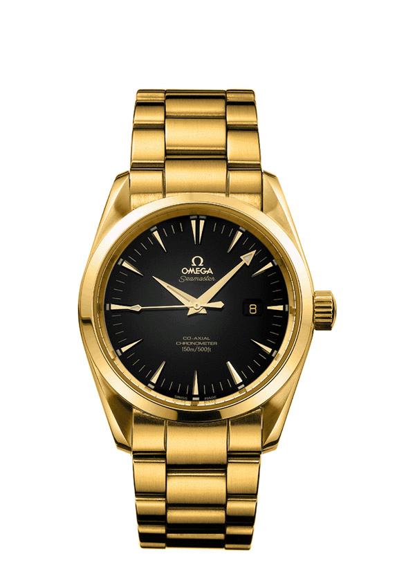 Omega Aqua Terra 2104.50.00